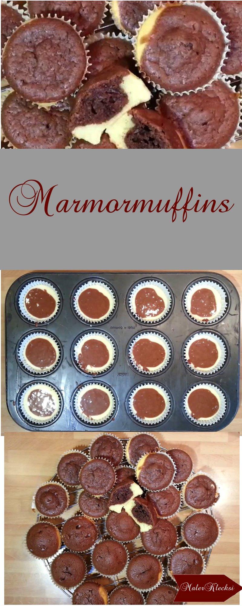 Marmormuffins-fertig