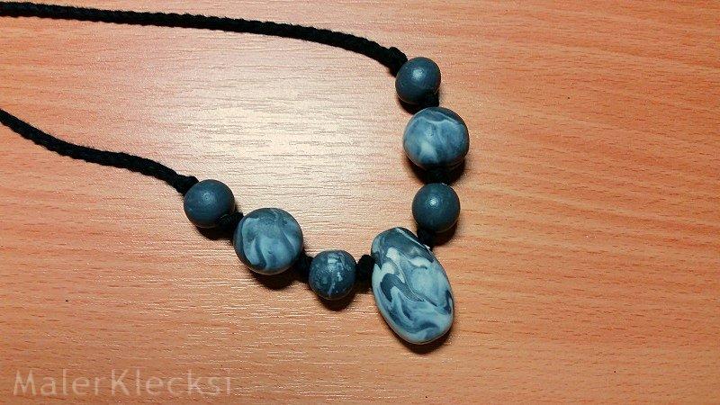Steine aus Kaltporzellan