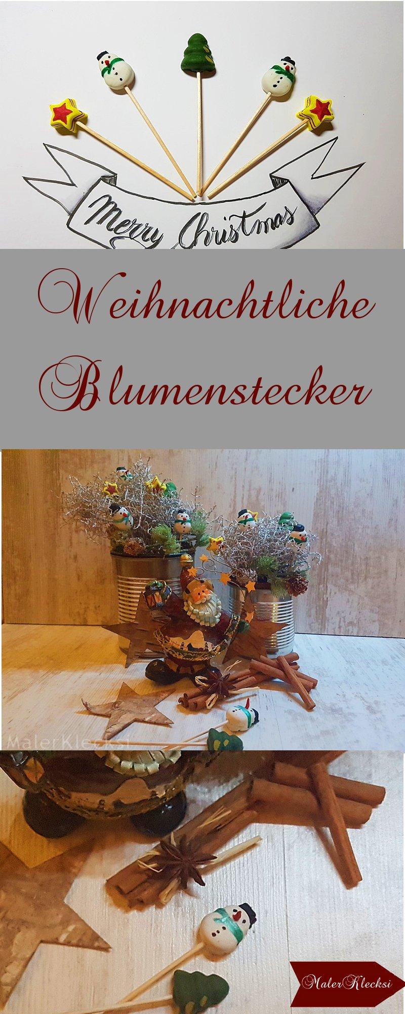 Weihnachtliche-Blumenstecker-aus-Kaltporzellan