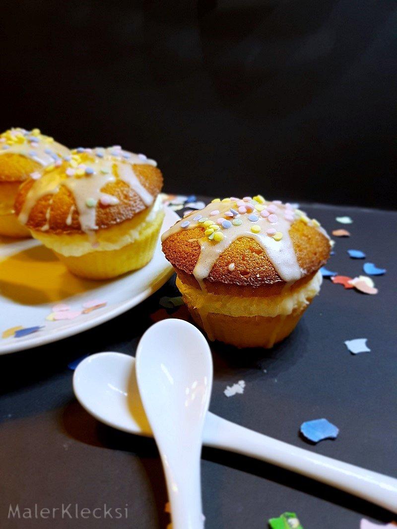 Dreifach beschwipste Muffins