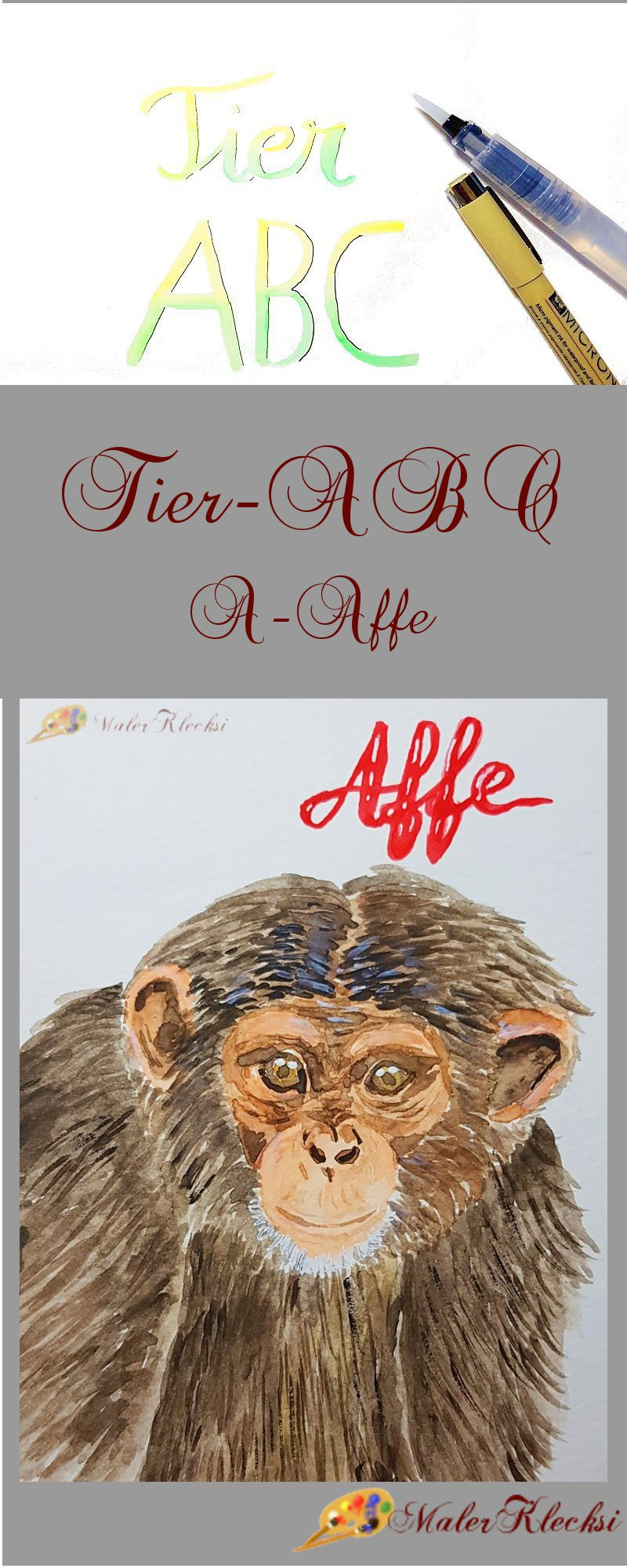 Tier-ABC-A-Affe
