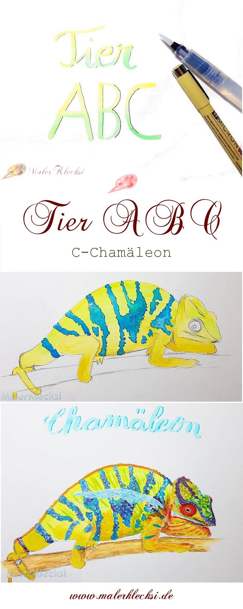 Tier-ABC C-Chamäleon