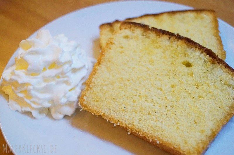 Der leckerste Zitronensandkuchen überhaupt. Ein Rezept für jeden Anlass, schnell gemacht und einfach.