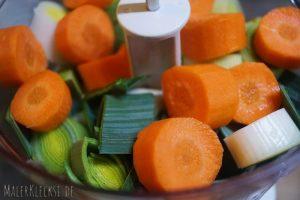 Instand Gemüsebrühe einfach selbst gemacht