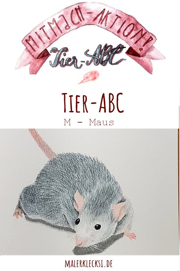 Tier-ABC Maus
